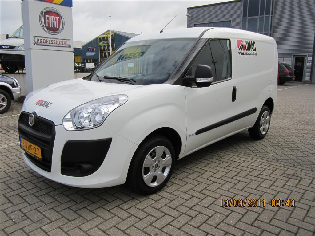 Nieuwe Fiat Doblo