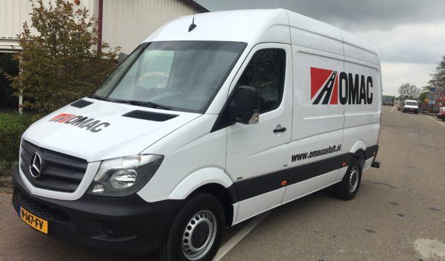 Nieuwe MB Sprinter schaftbus