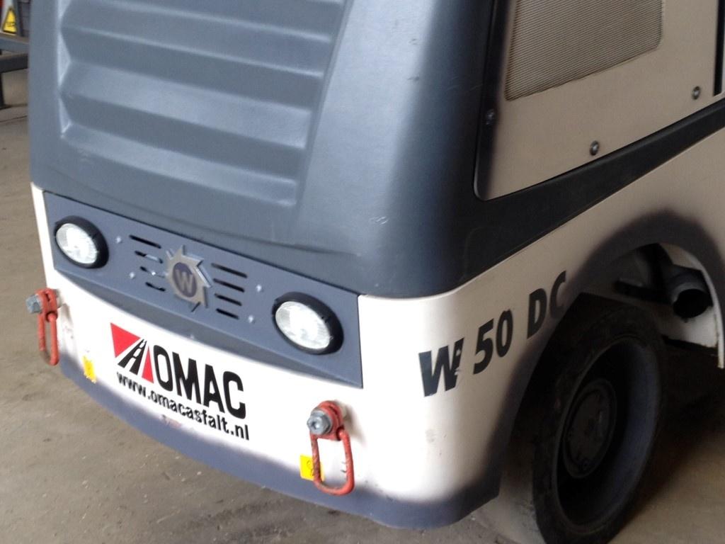 Nieuwe W50DC frees